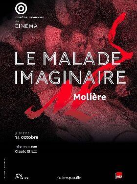 THÉÂTRE AU CINEMA : LE MALADE IMAGINAIRE