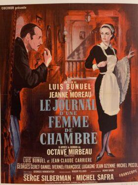 SİNEMA: LE JOURNAL D'UNE FEMME DE CHAMBRE
