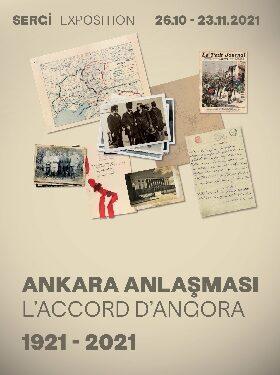 L'ACCORD D'ANGORA (1921): COLLOQUE ET EXPOSITION