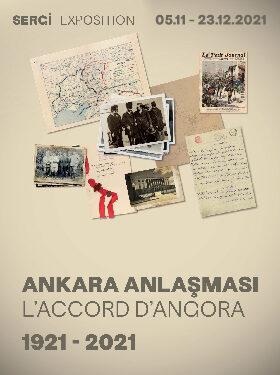 EXPOSITION : L'ACCORD D'ANGORA